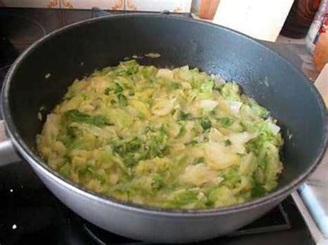 cuisiner chou pointu recette d 39 embeurrée de chou