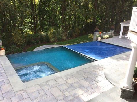 cheap country kitchens 24 x 44 gunite pool with 44 infinity edge 8 x 8