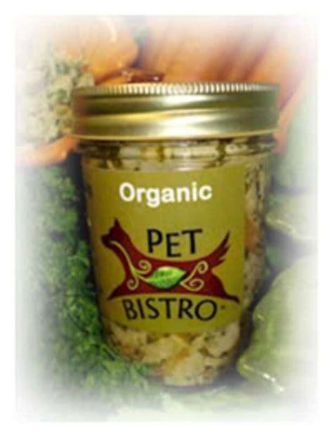 pet bistro offers healthful organic human grade cuisine