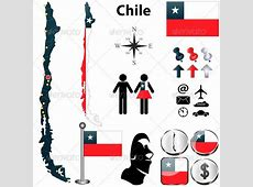 Map of Chile More Icon package, Chile and Buy maps ideas