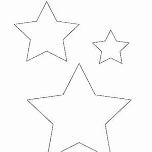 printable star pattern embroidery smocking pinterest With small star template printable free