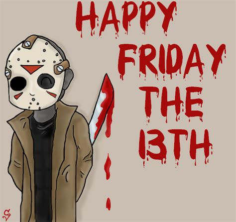 friday 13th clipart friday the 13th clipart clipart suggest