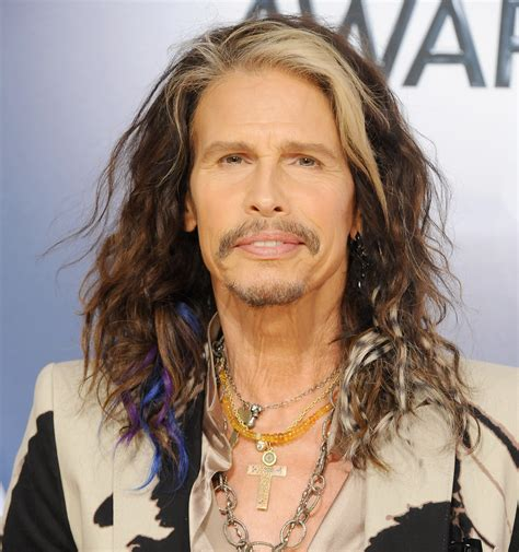 Steven Tyler Launches Charity For Abused Girls Janie