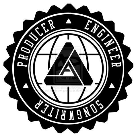 music producer logo design