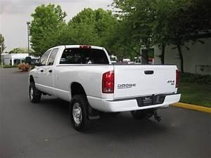 Used 2003 Dodge Ram 2500 Slt   4x4  5 9l Cummins    5