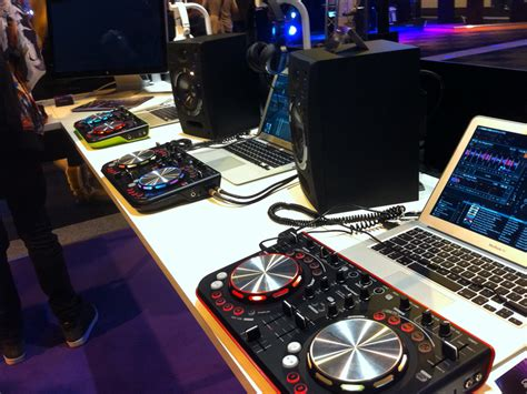 New Dj Gear And All The Action From