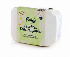 Box Für Feuchtes Toilettenpapier : solo feuchtes toilettenpapier in der box von hofer ~ Eleganceandgraceweddings.com Haus und Dekorationen