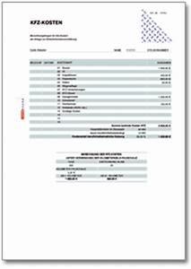 Kilometergeld Berechnen : werbungskosten berufliches kfz rechentabelle zum download ~ Themetempest.com Abrechnung