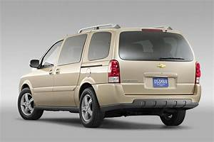 Auction Results And Sales Data For 2008 Chevrolet Uplander
