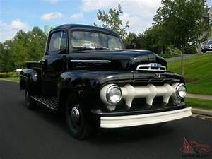Pick Up Ford : 1951 ford f 1 flathead v8 pick up truck ~ Medecine-chirurgie-esthetiques.com Avis de Voitures