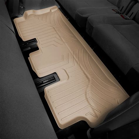 What Is A Floor Tech by Weathertech 174 452355 Digitalfit 3rd Row Molded Floor