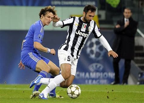 Five Talking Points - Juventus 3 Chelsea 0