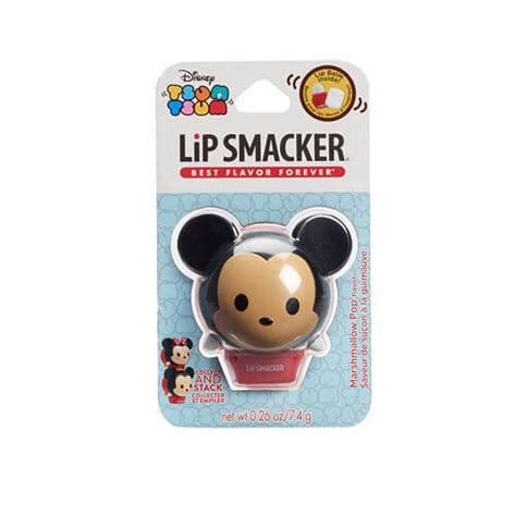 Lip Smacker Tsum Tsum Lilo Stitch disney tsum tsum lip smackers inside the magic