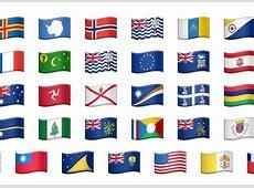 Los Emoji podrían recibir banderas regionales muy pronto