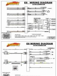 E8 Wiring Diagram 1