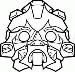 Transformer Pumpkin Stencil by Bumblebee Drawing Clipart Best