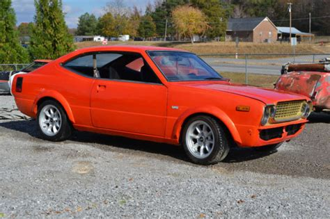 Toyota Sr5 For Sale by 1975 Corolla Te37 Sr5 1 8 2tg For Sale Toyota