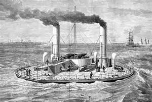 Russian Warship Novgorod