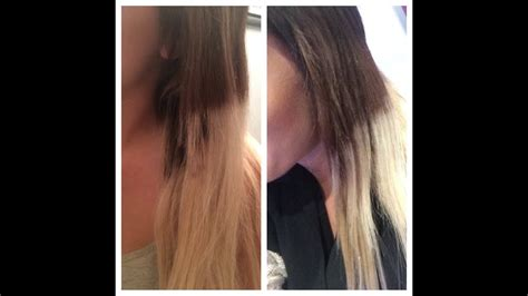 To Ombre Hair by Ombre Hair Disaster