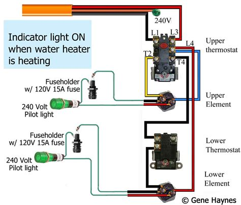 water heater thermostat diagram 31 wiring diagram images