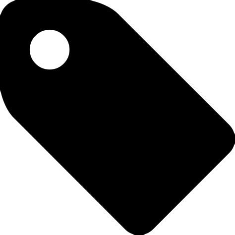 Disclaimer and limited warrantyhoftype warrants the product to be free from defects in materials and workmanship under normal use for a period of twenty one (21) days from the date of delivery as shown on your receipt. Tag Black Shape Svg Png Icon Free Download (#61135 ...
