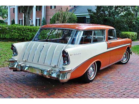 1956 Chevrolet Nomad For Sale  Classiccarscom Cc962984
