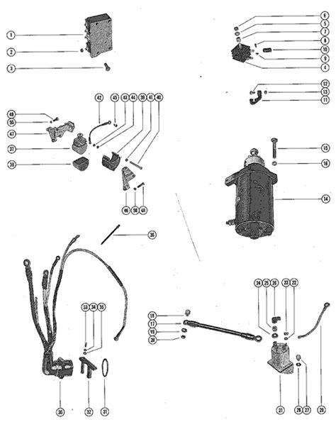 Mercury Solenoid Wiring by Marine Parts Plus Mercury Serial 500 71732 471 8