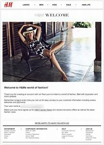 H M Newsletter : how fashion ecommerce brands use email marketing ~ A.2002-acura-tl-radio.info Haus und Dekorationen