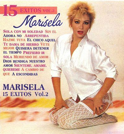 15 Grandes Exitos Vol 2 Marisela Songs Reviews