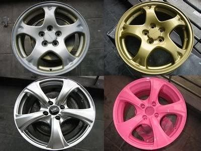 what s the best spray paint for rims quora