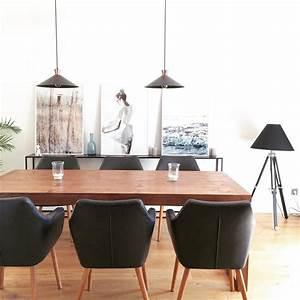6 facons d39assortir la table et les chaises de salle a for Meuble salle À manger avec chaise salle a manger par 6