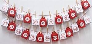 Calendrier De L Avent Bebe : faire un calendrier de l avent so meme visuel 4 ~ Preciouscoupons.com Idées de Décoration