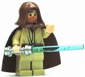 LEGO® Star Wars Figur / Obi-Wan Kenobi mit blauen ...