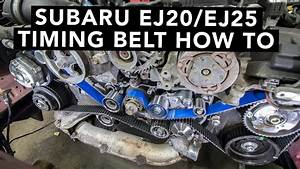 2011 Subaru Outback Timing Belt