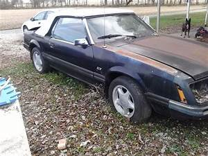 84 mustang gt convertible roller - Classic Ford Mustang 1984 for sale