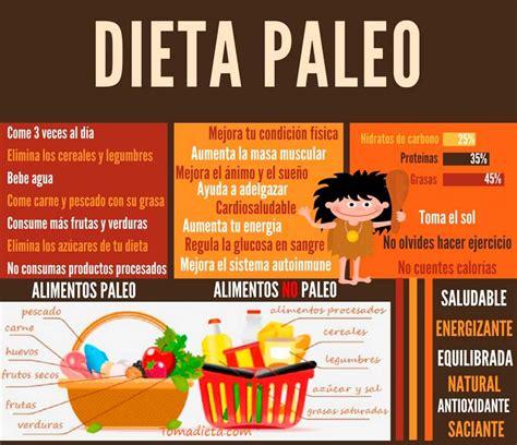 dieta paleo la dieta paleolitica paso  paso