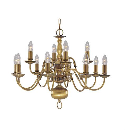 Large Brass Chandelier by Lighting Antique Brass Chandelier Large 12 Arm