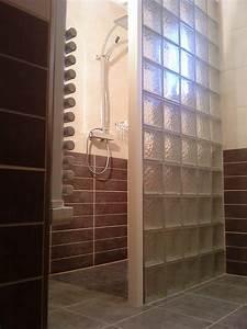 Salle De Bain Beige : salle de bain beige et marron modern aatl ~ Dailycaller-alerts.com Idées de Décoration