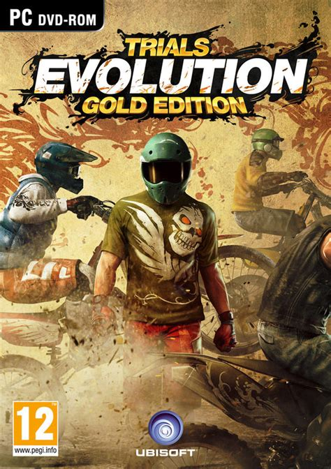 Trials Evolution Gold Edition PC Download Cracked