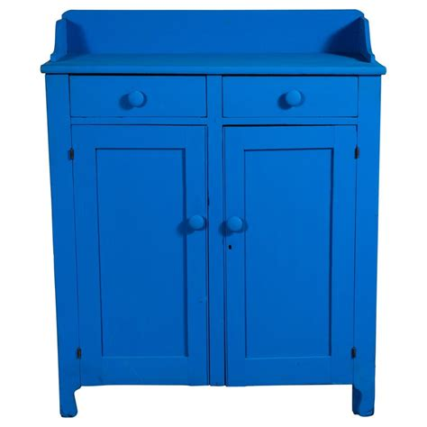 jelly cabinet for sale early american blue painted jelly cabinet for sale at 1stdibs