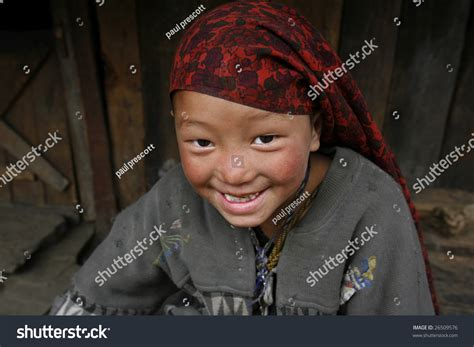 March 20: Portrait Of A Young Nepali