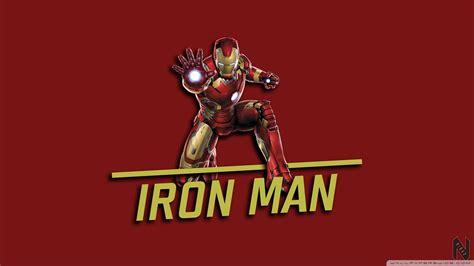 Iron Man Logo Wallpaper Impremedianet