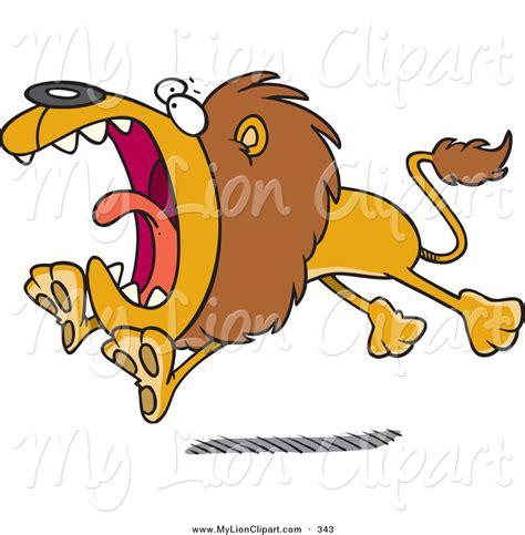 pagani drawing angry lion cartoon
