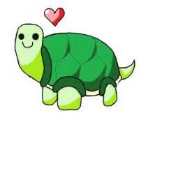 Animated Cartoon Turtle