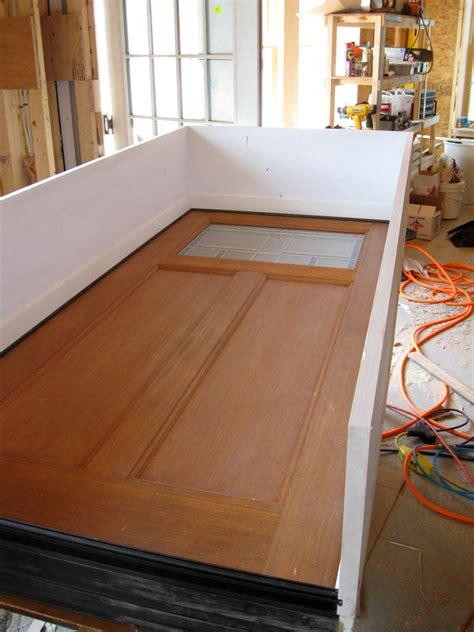 Exterior Doors  Design & Construction Of Spartan & Hannah