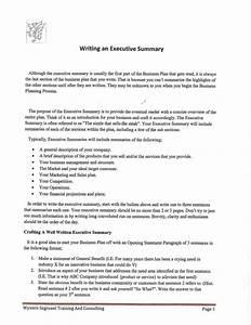 how to write executive resume resume template sample With how to write an executive resume