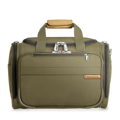 carry  cabin duffle bag baseline  briggs riley