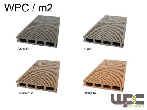 Wpc Preis M2 wpc poolterrasse bpc dielen shop aktion 42 90