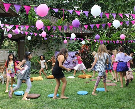 Bali Kids Party-games And Activities