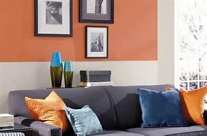 salon couleur mur meilleures images d39inspiration pour With quelle couleur pour mon salon 1 peinture murs de mon entree salon cuisine